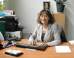 Kristine Caunet assistante du Dr Perrot Bassoul